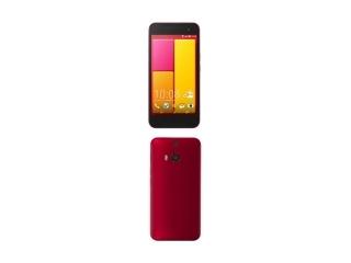 HTCau HTC J butterfly HTL23 ルージュ