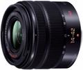 Panasonic LUMIX G VARIO 14-42mm/F3.5-5.6 II ASPH./MEGA O.I.S. H-FS1442A-K [ブラック]