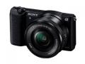 SONYα5100 パワーズームレンズキット ブラック ILCE-5100L(B)