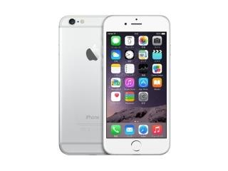 Apple au iPhone 6 16GB シルバー MG482J/A