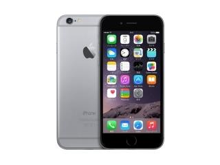 au iPhone 6 16GB スペースグレイ MG472J/A
