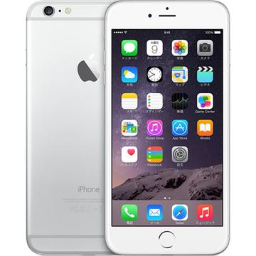 Apple au iPhone 6 Plus 64GB シルバー MGAJ2J/A
