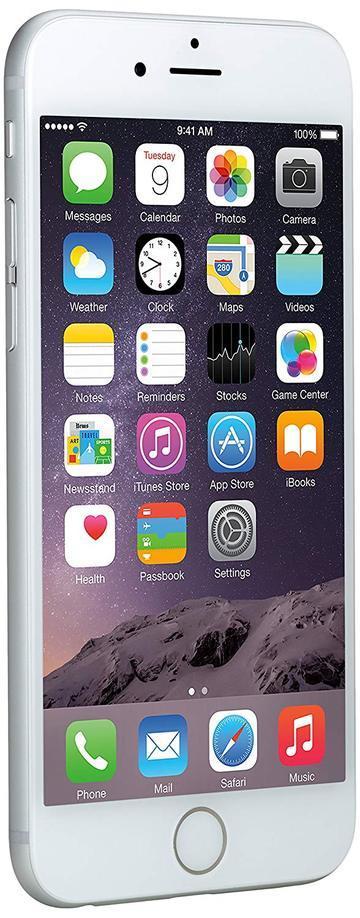 Appledocomo iPhone 6 16GB シルバー MG482J/A