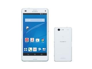 SONYdocomo Xperia Z3 Compact SO-02G White