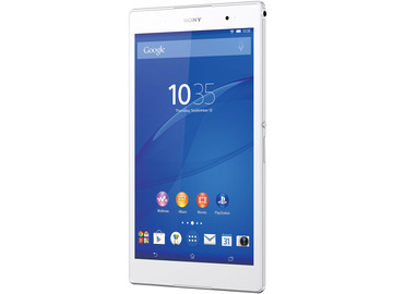 SONYXperia Z3 Tablet Compact SGP612JP/W 32GB ホワイト