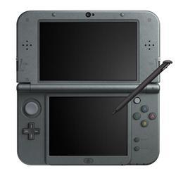 NintendoNewニンテンドー3DS LL(メタリックブラック) RED-S-VAAA
