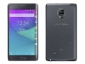 SAMSUNG au GALAXY Note Edge SCL24 Charcoal Black