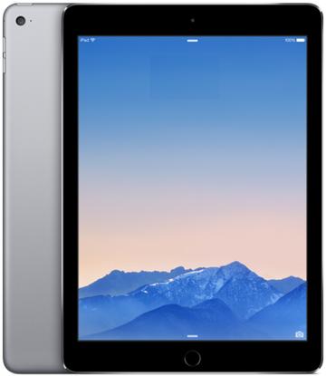 Appleau iPad Air2 Cellular 128GB スペースグレイ MGWL2J/A