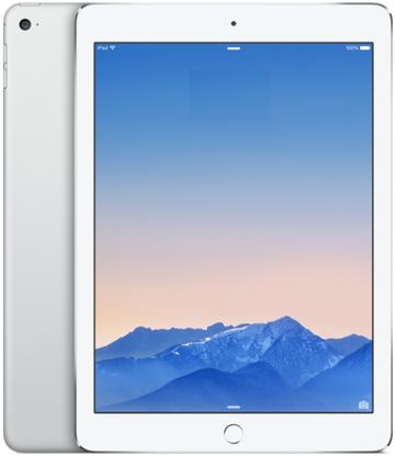 au iPad Air2 Cellular 64GB シルバー MGHY2J/A