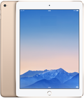 Apple au iPad Air2 Cellular 64GB ゴールド MH172J/A
