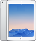 Apple au iPad Air2 Cellular 64GB シルバー MGHY2J/A