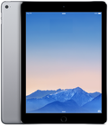 Apple au iPad Air2 Cellular 64GB スペースグレイ MGHX2J/A