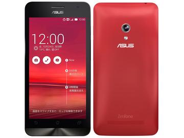 ASUSZenFone 5 LTE 16GB レッド (国内版SIMロックフリー) A500KL-RD16
