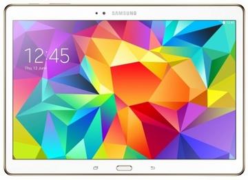 SAMSUNGGALAXY Tab S 10.5 LTE SM-T805 16GB Dazzling White(海外端末)