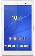 SONY Xperia Z3 Tablet Compact SGP641 LTE 16GB ホワイト(海外端末)