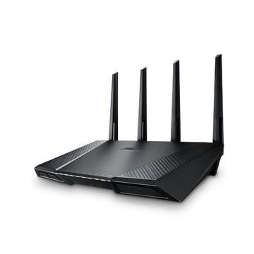 ASUSRT-AC87U 11a/b/g/n/ac(最大1734Mbps対応)対応無線LANルータ/2014年9月