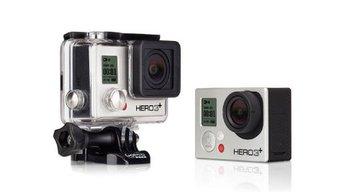 GoProGoPro HERO3+ シルバーエディション CHDHN-302-JP