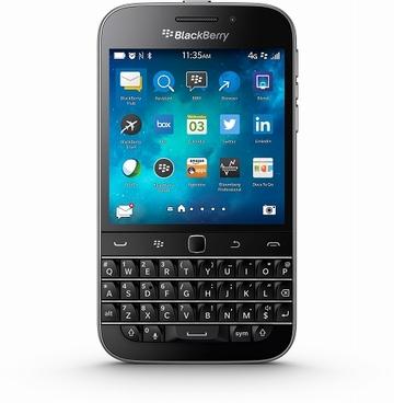 BlackBerryBlackBerry Classic SQC100-1 Black RHH151LW
