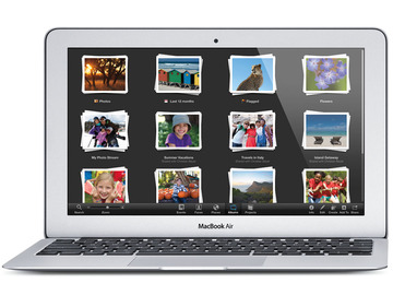AppleMacBook Air 11インチ 128GB MJVM2J/A (Early 2015)