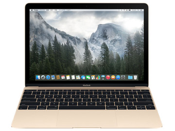 Apple MacBook 12インチ 512GB ゴールド MK4N2J/A (Early 2015)