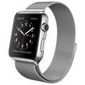 AppleApple Watch 42mm ステンレススチール/ミラネーゼループ MJ3Y2J/A
