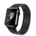 AppleApple Watch 38mm スペースブラックステンレススチール/スペースブラックリンクブレスレット MJ3F2J/A