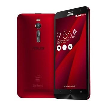 ASUSZenFone 2 2GB 32GB 5.5インチ レッド (国内版SIMロックフリー) ZE551ML-RD32