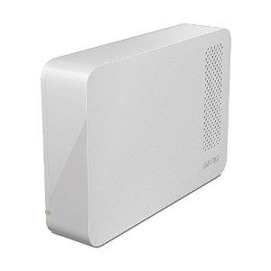 BUFFALOHD-LC3.0U3-WHD [ホワイト] 3TB/外付HDD/USB2.0/3.0
