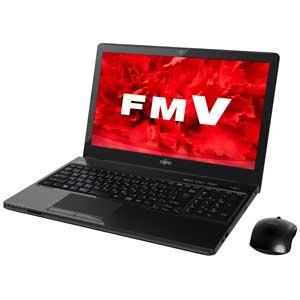 FujitsuLIFEBOOK AH AH53/U FMVA53UB シャイニーブラック