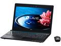 NEC Lavie Note Standard NS850/BAB PC-NS850BAB クリスタルブラック