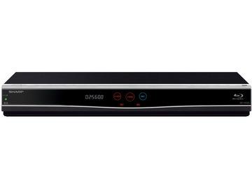 SHARPAQUOSブルーレイ BD-W560 ブラック  BDXL/3D対応/500GB/2チューナー