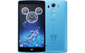 LG電子docomo Disney Mobile on docomo DM-01G Powder Blue