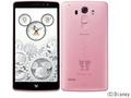 LG電子docomo Disney Mobile on docomo DM-01G Pretty Pink