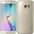 SAMSUNG SoftBank GALAXY S6 edge 404SC 64GB ゴールド プラチナ