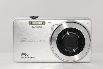 CASIOEXILIM EX-Z900SR シルバー