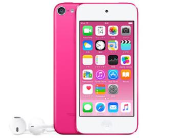 AppleiPod touch 32GB ピンク MKHQ2J/A (2015/第6世代)