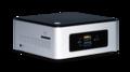 Intel NUC5CPYH Celeron N3050(1.6GHz/2C/2T/HDGraphics)/11ac無線LAN/小型ベアボーンPC