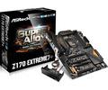 ASRockZ170 Extreme7+ Z170/LGA1151(DDR4)/M.2/SATA Express/USB 3.1(Type-A,C)/ATX