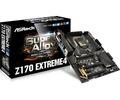 ASRockZ170 Extreme4 Z170/LGA1151(DDR4)/M.2/SATA Express/USB 3.1(Type-A,C)/ATX