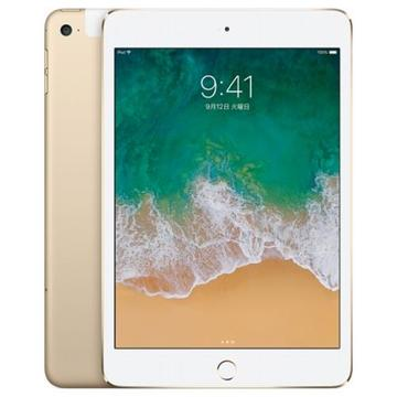 Apple au iPad mini4 Cellular 16GB ゴールド MK712J/A