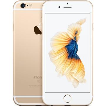 AppleiPhone 6s 128GB ゴールド (国内版SIMロックフリー) MKQV2J/A