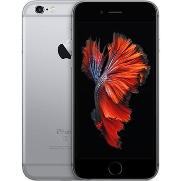 AppleiPhone 6s 128GB スペースグレイ (国内版SIMロックフリー) MKQT2J/A