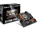 ASRockH170M Pro4 H170/LGA1151(DDR4)/M.2/MicroATX
