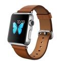 AppleApple Watch 38mm ステンレススチール/サドルブラウンクラシックバックル MLCL2J/A