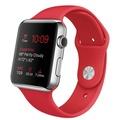 AppleApple Watch 42mm ステンレススチール/(PRODUCT)REDスポーツバンド MLLE2J/A