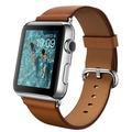 AppleApple Watch 42mm ステンレススチール/サドルブラウンクラシックバックル MLC92J/A