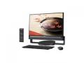 NECLavie Desk All-in-one DA770/CAB PC-DA770CAB ファインブラック