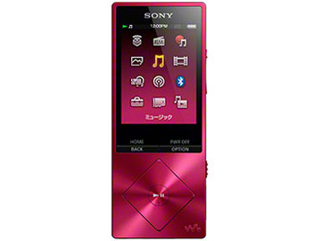 SONYWALKMAN(ウォークマン) NW-A25 16GB ボルドーピンク