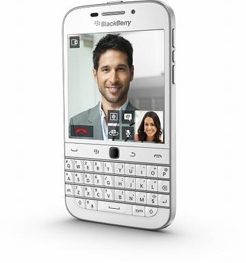 BlackBerryBlackBerry Classic SQC100-1 White RHH151LW
