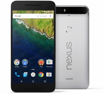 HuaweiSoftBank Nexus 6P H1512 32GB アルミニウム HWSBL1